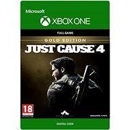 Just Cause 4: Gold Edition - Xbox One DIGITAL - Hra pro konzoli