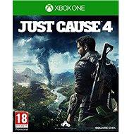 Just Cause 4: Standard Edition - Xbox One DIGITAL - Hra pro konzoli