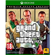 Grand Theft Auto V: Premium Online Edition  - Xbox One DIGITAL - Herní doplněk