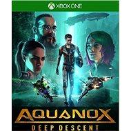 Aquanox Deep Descent  - Xbox One DIGITAL - Hra pro konzoli