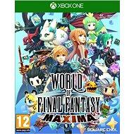 World of Final Fantasy Maxima - Xbox One Digital - Hra pro konzoli