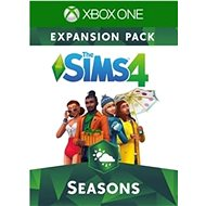 THE SIMS 4: SEASONS - Xbox One Digital - Herní doplněk