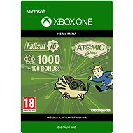 Fallout 76: 1000 Atoms   - Xbox One Digital