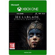 Hellblade: Senua's Sacrifice - Xbox One Digital - Hra pro konzoli