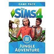 THE SIMS 4: JUNGLE ADVENTURE - Xbox One Digital - Herní doplněk