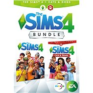 THE Sims 4 PLUS Cats and Dogs - Xbox One Digital - Herní doplněk
