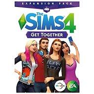 THE SIMS 4: GET TOGETHER - Xbox One Digital - Herní doplněk