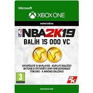 NBA 2K19: 15,000 VC - Xbox One Digital