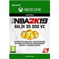 NBA 2K19: 35,000 VC - Xbox One Digital - Herní doplněk
