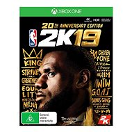 NBA 2K19: 20th Anniversary Edition - Xbox One Digital - Hra pro konzoli