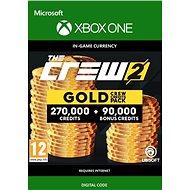 The Crew 2 Gold Crew Credits Pack - Xbox One Digital - Herní doplněk