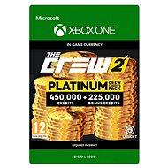 The Crew 2 Platinum Crew Credits Pack - Xbox One Digital - Hra pro konzoli