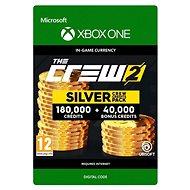 The Crew 2 Silver Crew Credit Pack - Xbox One Digital - Hra pro konzoli