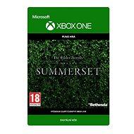 Elder Scrolls Online: Summerset Complete - Xbox One Digital - Hra pro konzoli