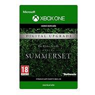 Elder Scrolls Online: Summerset Upgrade - Xbox One Digital - Herní doplněk