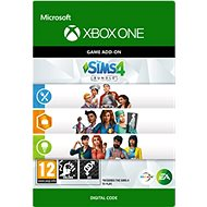 THE SIMS 4 BUNDLE (GET TO WORK, DINE OUT, COOL KITCHEN STUFF) - Xbox One Digital - Herní doplněk