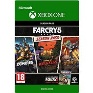 Far Cry 5 Season Pass  - Xbox One Digital - Herní doplněk