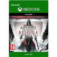 Assassin's Creed Rogue: Remastered - Xbox One Digital - Hra pro konzoli