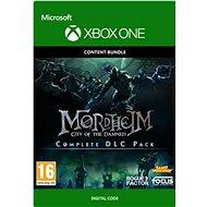 Mordheim: City of the Damned - Complete DLC Pack - Xbox One Digital - Herní doplněk