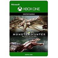 Monster Hunter: World - Deluxe Edition - Xbox Digital - Hra na konzoli