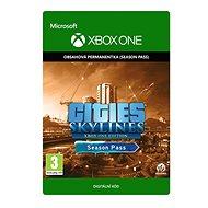 Cities: Skylines - Season Pass - Xbox One Digital - Herní doplněk