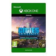 Cities: Skylines - Xbox One Edition - Xbox One Digital - Hra pro konzoli