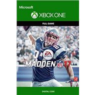 Madden NFL 17: Super Deluxe Edition - Xbox One Digital - Hra pro konzoli