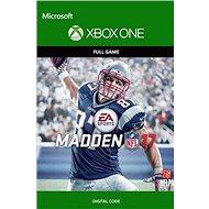 Madden NFL 17 - Xbox Digital - Hra na konzoli