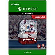 Madden NFL 17: 14 Pro Pack Bundle - Xbox One Digital - Herní doplněk