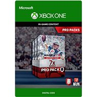 Madden NFL 17: 7 Pro Pack Bundle - Xbox One Digital - Herní doplněk