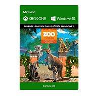 Zoo Tycoon - Xbox One Digital - Hra pro konzoli