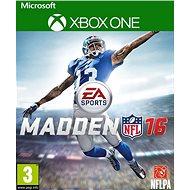 Madden NFL 16: Standard Edition - Xbox Digital - Hra na konzoli