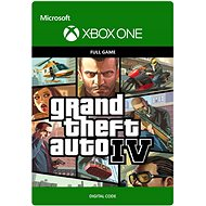 Grand Theft Auto IV - Xbox One Digital - Hra pro konzoli