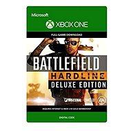 Battlefield Hardline Deluxe - Xbox One Digital - Hra pro konzoli