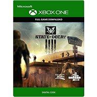 State of Decay - Xbox Digital - Hra na konzoli