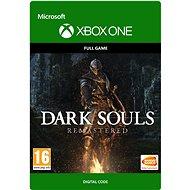 Dark Souls: HD Remaster - Xbox One Digital - Hra pro konzoli