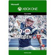 Madden NFL 17 - Xbox One Digital - Hra pro konzoli