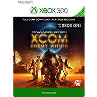 XCOM: Enemy Within - Xbox 360, Xbox One Digital - Hra pro konzoli