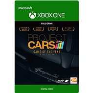 Project CARS Game of the Year Edition - Xbox One Digital - Hra pro konzoli