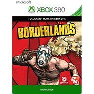 Borderlands - Xbox 360, Xbox Digital