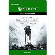 Star Wars Battlefront: Ultimate Edition - Xbox One Digital - Hra pro konzoli