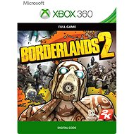 Borderlands 2 - Xbox 360 Digital - Hra na konzoli