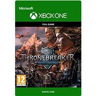 Thronebreaker: The Witcher Tales - Xbox One Digital - Hra pro konzoli