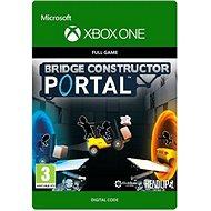 Bridge Constructor Portal - Xbox Digital - Hra na konzoli