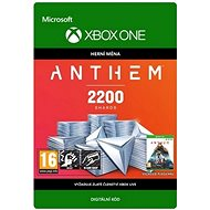Anthem: 2200 Shards Pack - Xbox Digital - Herní doplněk
