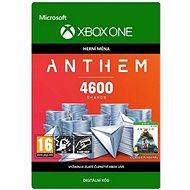 Anthem: 4600 Shards Pack - Xbox Digital - Herní doplněk