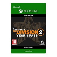 Tom Clancy's The Division 2: Year 1 Pass - Xbox One Digital - Herní doplněk