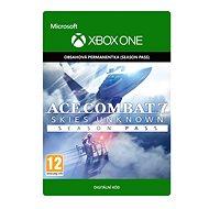 Ace Combat 7: Skies Unknown: Season Pass - Xbox One Digital - Herní doplněk