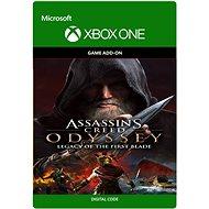 Assassin's Creed Odyssey: Legacy of the First Blade - Xbox Digital - Herní doplněk