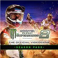 Monster Energy Supercross 2: Season Pass - Xbox One Digital - Herní doplněk